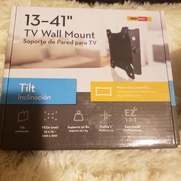 Tv tilted wall mount 13-41inch BNIB!!!
